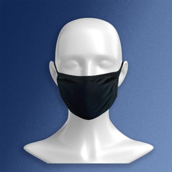 Ansigtsmaske eller mundbind med eget tryk